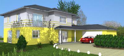 sch ne stadtvilla inkl garage 259 m keine schr gen. Black Bedroom Furniture Sets. Home Design Ideas