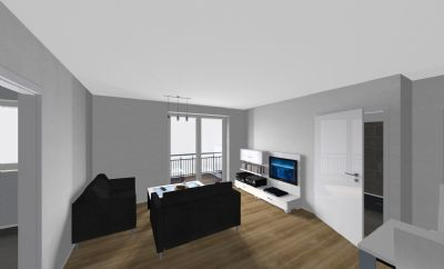 2/3/4-Zimmer-Wohnungen-barrierfrei-NEUBAU in Ganderkesee zu vermieten