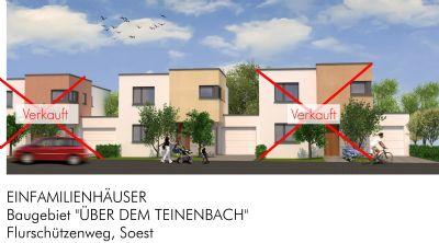 Einfamilienwohnhaus im Soester Norden - Öffentlich geförderter Wohnungsbau mit Förderung durch die NRW-Bank !!!!