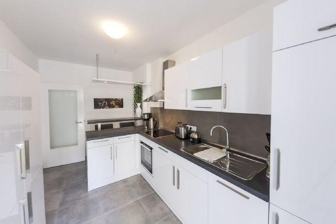 Top renovierte Whg Südstadt Komplettmöblierung u Vollausst. - 43 m2 ...