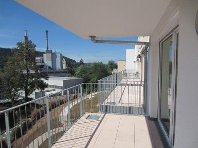 Balkon - Wohnungen Süd