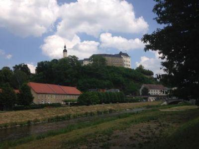 rund um Greizer Kulturschloss und Residenz-Garten