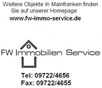 2 Bauplätze in Gaukönigshofen, OT Wolkshausen - 747 qm und 805 qm