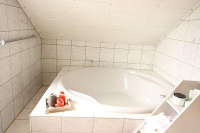 Badewannenbereich im Bad en Suite