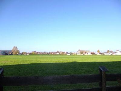 Aussicht über die Felder