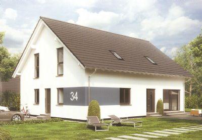 einfamilienhaus mit einliegerwohnung von massa haus einfamilienhaus sanitz b rostock 2bg264v. Black Bedroom Furniture Sets. Home Design Ideas