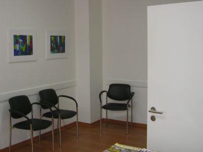 Patienten-Wartezimmer