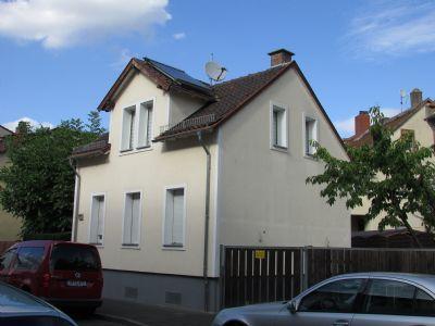 Freistehendes Ein-Familienhaus in Offenbach-Bürgel