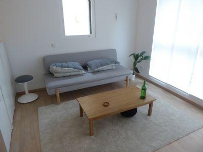 Ansicht Wohnzimmer