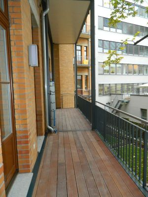 18m² Balkon