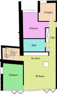 Grundriss untere Ebene(2.OG)