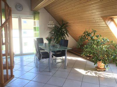 Der Blick in den Odenwald von Ihrer neuen 4-Zimmer-Wohnung!