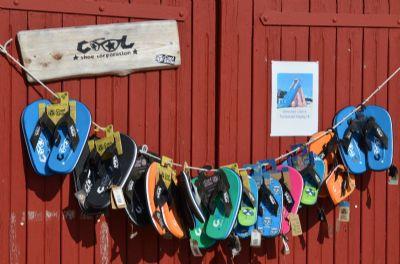 Flip-Flops - Surf-Schule