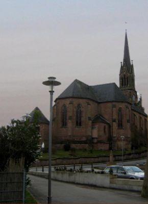 Kirche Spiesen