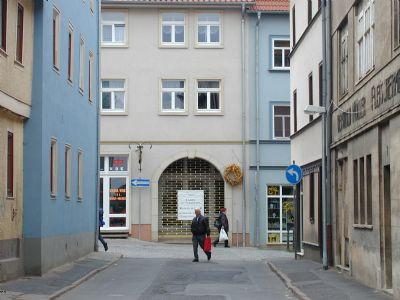 Gotha Ladenlokale, Ladenflächen