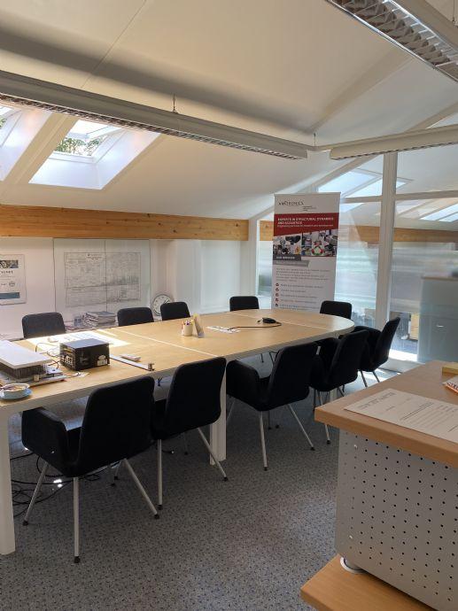 Technologiepark Seefeld - helles, geräumiges Büro im Dachgeschoss - Nachmieter gesucht - provisionsfrei -