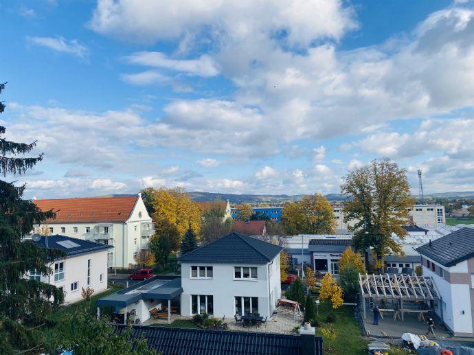 Zum Jahreswechsel im Eigenheim am Waldrand.