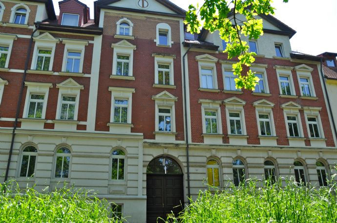 Kleine preiswerte 1,5 Raum-Wohnung in Parknähe