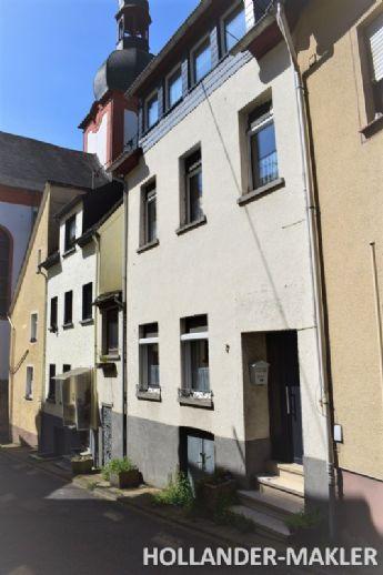 Schönes Stadthaus im Herzen von Zell (Mosel)