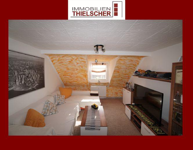 3 Zimmer Dachgeschosswohnung im Herzen von Übach