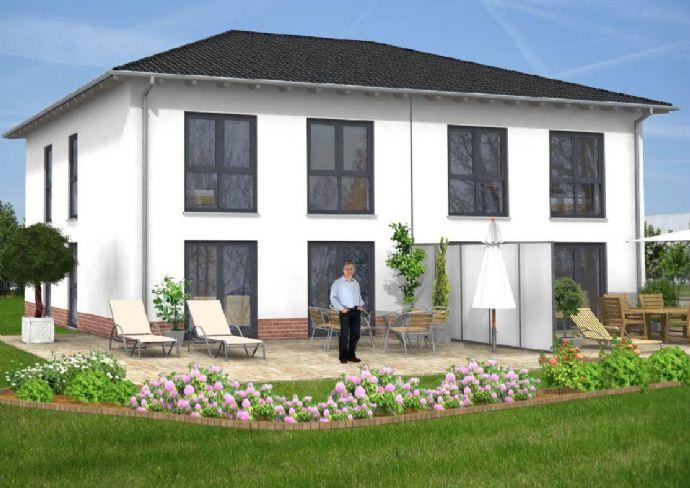 Doppelhaushälfte, Stadtvilla inkl.380 m² Grundstück