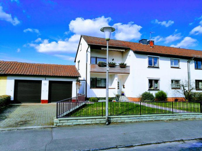 Ein- bis Zweifamilienhaus in bevorzugter Lage in Kassel-Harleshausen