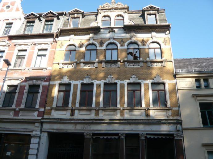 City Altenburg Mehrfamilienhaus (Denkmal - umsaniert) mit Planung