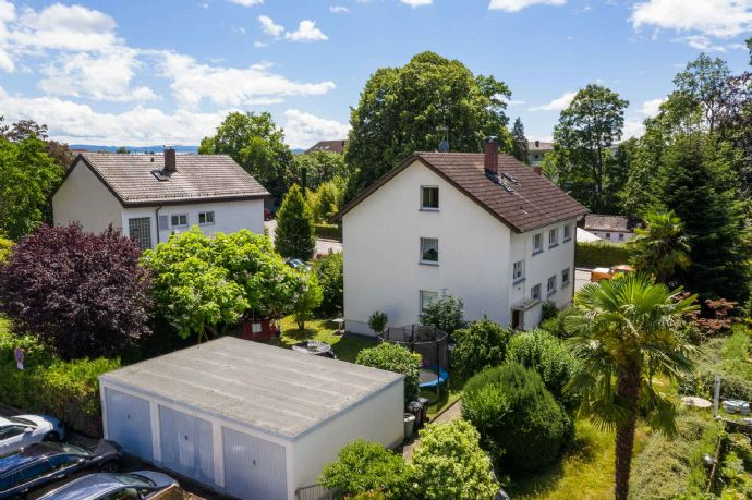 Mehrfamilienhaus (3 Wohnungen) in optimaler Lage und sehr viel Potenzial!
