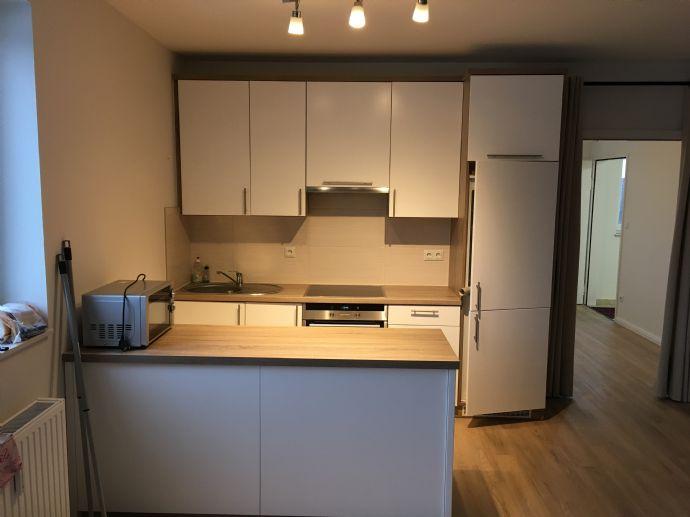 Moderne, helle 1,5-Zimmer-Wohnung in der Syker Innenstadt!