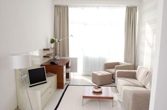 Vollausgestattete 2-Raum-Wohnung nördl. von Frankfurt - inkl. WLAN - ab KM 999 Euro/Monat