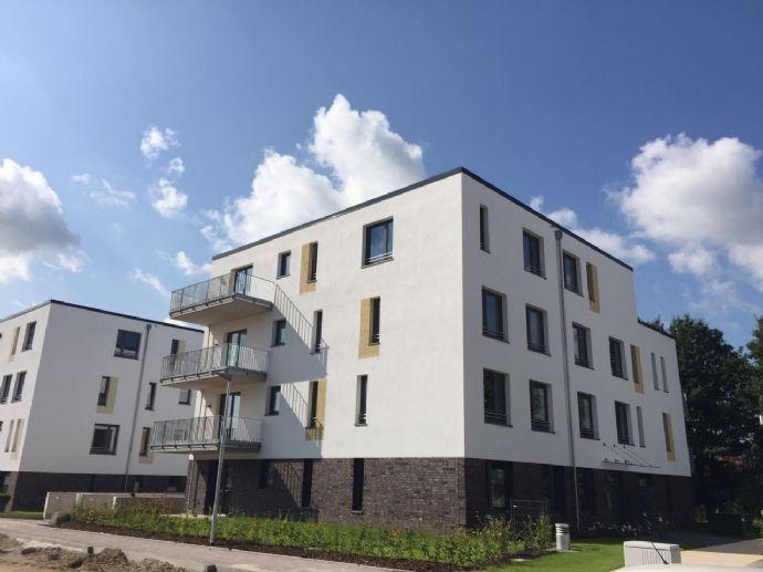 Exklusive Wohnung im 3. Obergeschoss mit Balkon - barrierefrei -