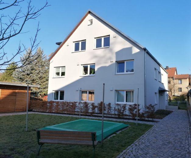 komfortable 3-Raum EG - Wohnung mit Terrasse in Nauendorf