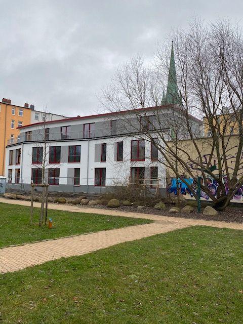 3 Raum Wohnung in der Margaretenstraße