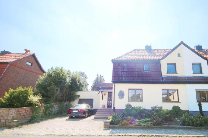 tolles Haus in Dessau-Törten - hochwertig saniert
