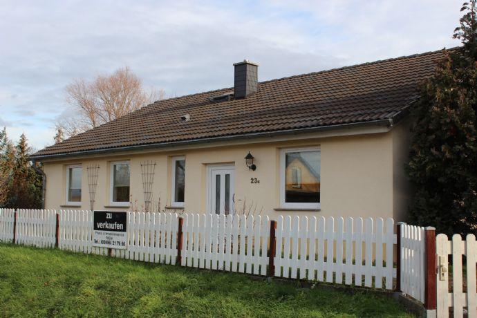 Attraktives Einfamilienhaus im Bungalowstil in Wiendorf zu verkaufen