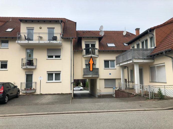 4 Zimmer Wohnung, 95 qm, renoviert u. teilmöbliert, ab 01.07.2020