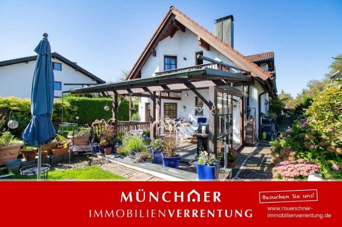 Kapitalanlage in Neubiberg - Wunderschöne Doppelhaushälfte