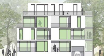 Neubau Eigentumswohnung in Leipzig