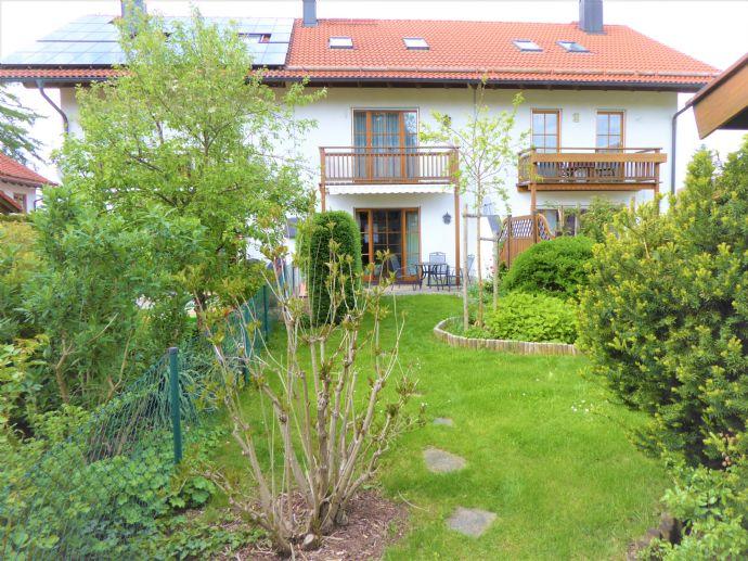 RESERVIERT - Gemütliches Reihenmittelhaus mit gepflegtem Garten in Weilheim/Marnbach