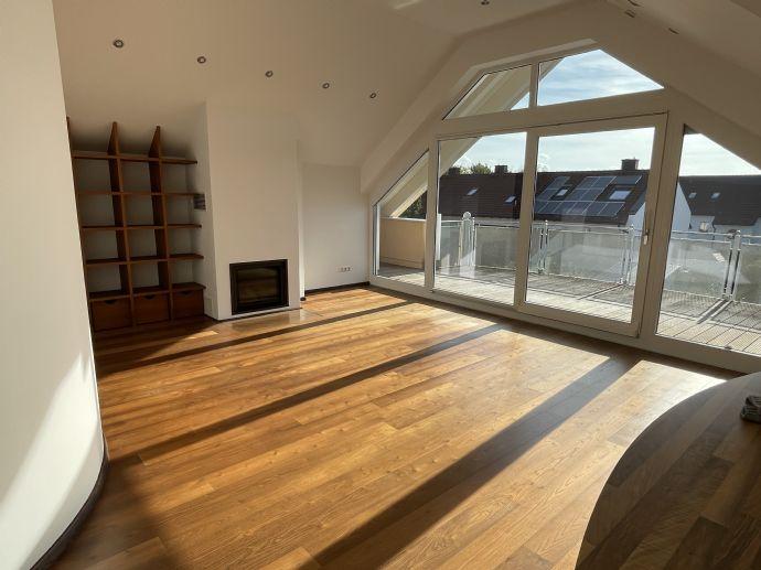Exklusive 3-Zimmer-Dachterrassenwohnung für hohe Ansprüche