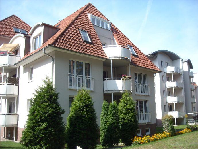 1 Zimmer Wohnung in Roßlau (Elbe)