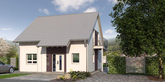 Mittendrin statt nur dabei! - Bezahlbares Eigenheim mit Grundstück komplett ausgebaut