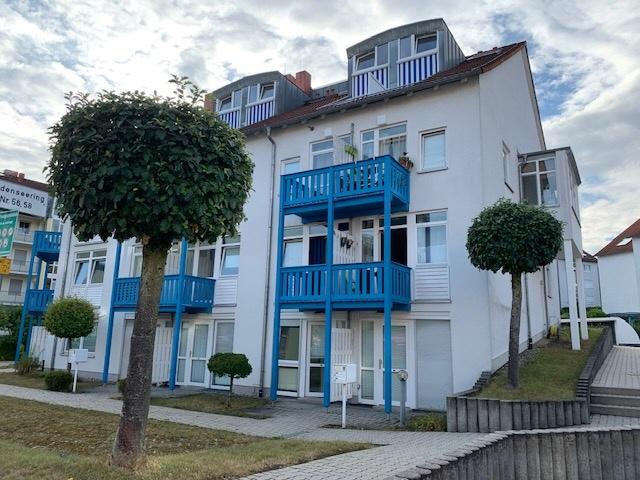 Sonnige 1 Zi.-Whg. mit ca. 22 m², Südwestbalkon, Roter Hügel (Provisonsfrei)