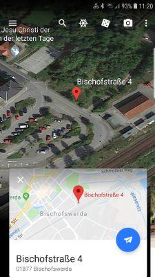 Zentrale Lage - 2000 qm - Wohn-/Gewerbegrundstück - Provisionsfrei