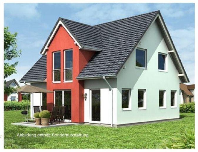 Ihr neues Einfamilienhaus mit viel Platz für die Familie
