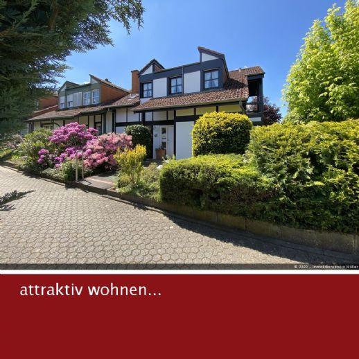 *** Reiheneckhaus in bevorzugter Höhenstadtteillage mit Garten & Garage ***