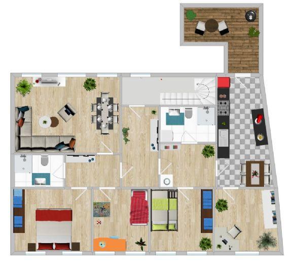 Komplett saniertes Wohn- und Geschäftshaus | Zentrale Lage in der Fußgängerzone | KAPITALANLAGE – Investition in die Zukunft!!