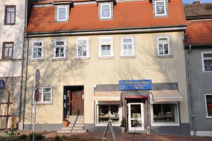 Schöne Dachgeschosswohnung in Zentrumsnähe von Blankenhain