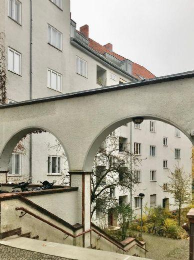 Bezugsfreie 2Zi. Wohnung am Lietzensee