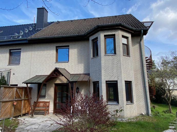 Familienfreundliche Doppelhaushälfte in ruhiger Lage in Havelnähe